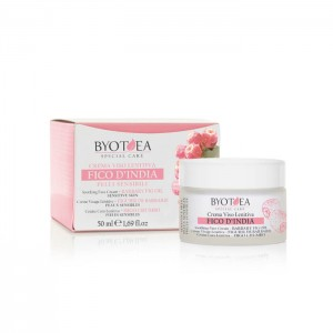 Byotea Soothing Face Cream Barbary Fig Oil 50ml